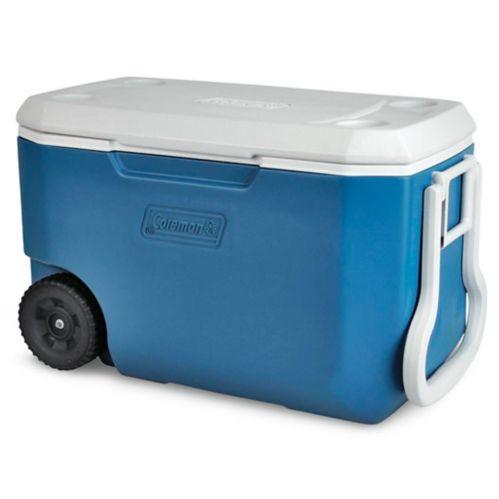Glacière sur roulettes Coleman Xtreme, 62 pintes