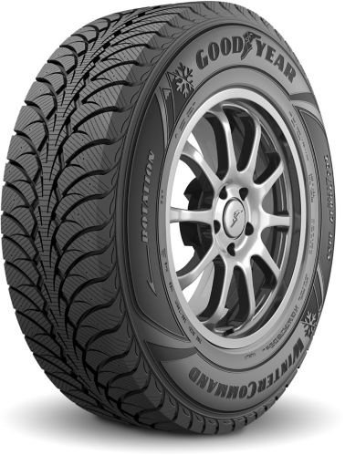 Pneu de VUS WinterCommand Goodyear Image de l'article