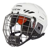 Ensemble de casque de hockey CCM FitLite 90, blanc | CCMnull