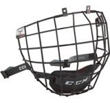 CCM 580 Hockey Helmet Facemask, Senior, Black   CCMnull