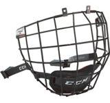 CCM 580 Hockey Helmet Facemask, Senior, Silver | CCMnull
