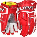 Gants de hockey Bauer Supreme S190, junior, 12 po | Bauernull