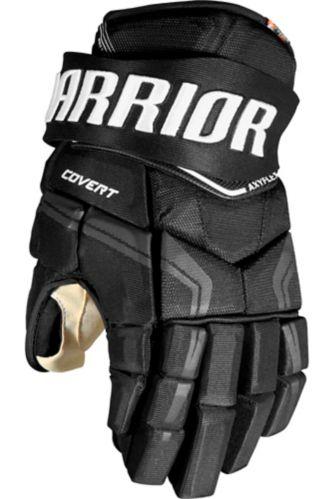 Warrior QRE Pro Hockey Gloves, Junior, 10-in