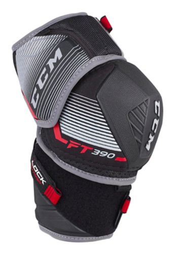CCM Jetspeed FT390 Hockey Elbow Pads, Senior
