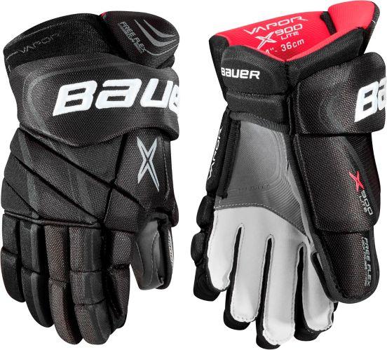 Bauer Vapor X900 Lite Hockey Gloves, Senior, 14-in