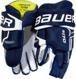 Gants de hockey Bauer SupremeS170, jeunes, 8 po   Bauernull