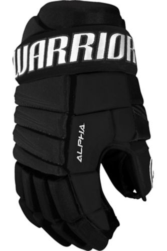 Gants de hockey Warrior QX3, jeunes, 8 po