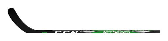CCM Jetspeed Pro Composite Hockey Stick, 20 Flex, Grip, Youth