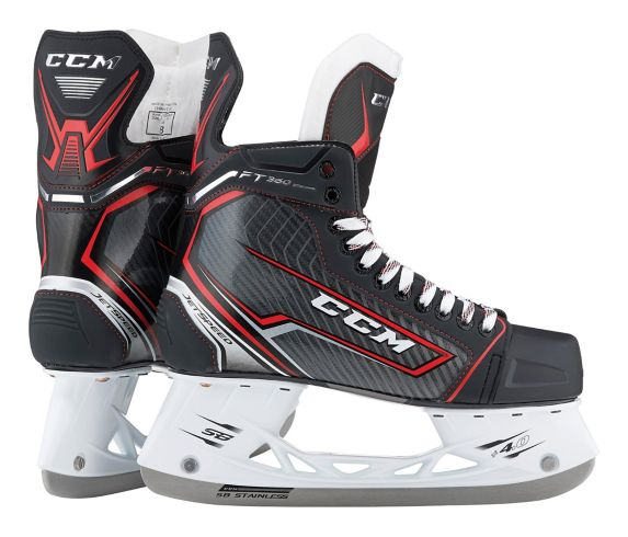 Patins de hockey CCM JetSpeed FT360, junior