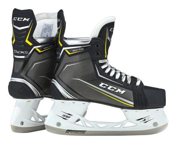 Patins de hockey CCM Tacks 9070, junior