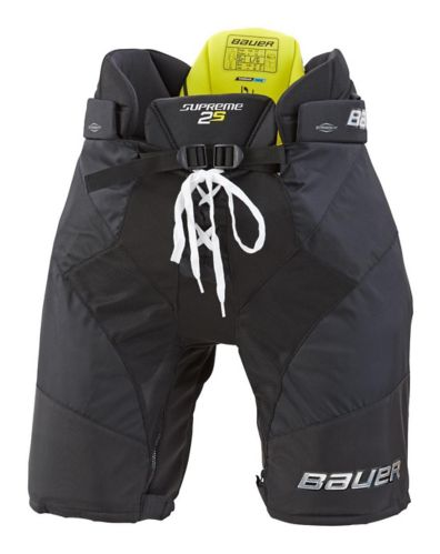 Bauer Supreme 2S Hockey Pants, Black, Junior