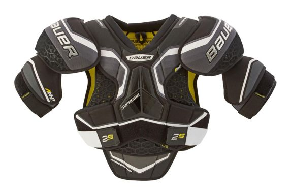 Bauer Supreme 2S Hockey Shoulder Pads, Junior