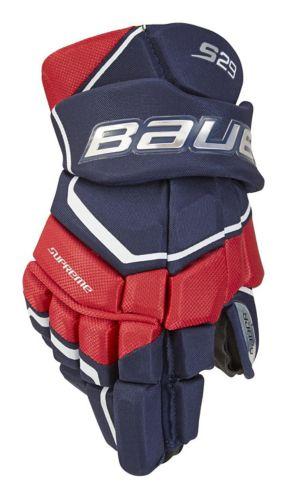 Gants de hockey Bauer S29, sénior, 15 po