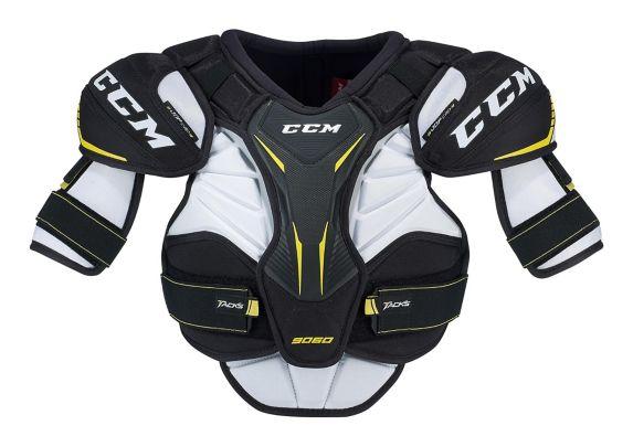 CCM Tacks 9060 Hockey Shoulder Pads, Junior