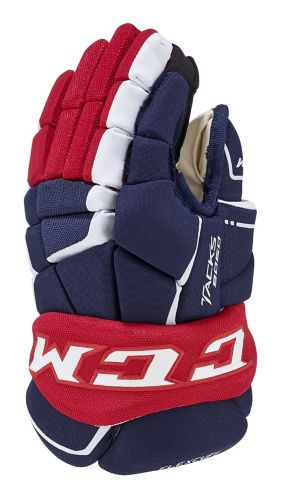 CCM Tacks 9060 Hockey Gloves, Junior, 12-in