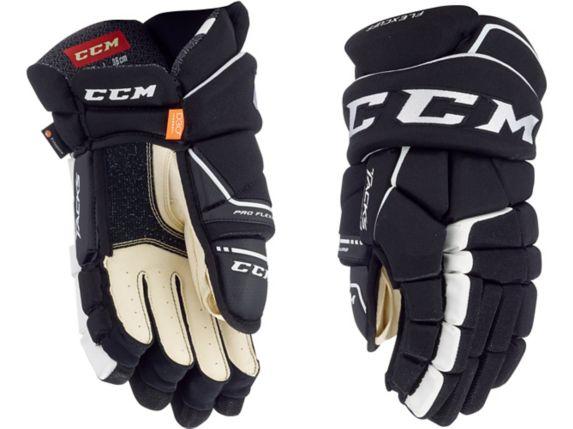 CCM Tacks 9080 Hockey Gloves, Junior, 10-in