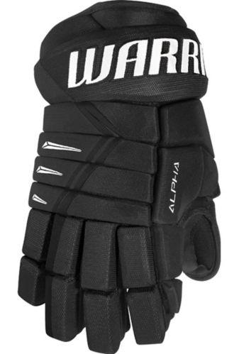 Warrior DX3 Hockey Gloves, Junior, 12-in