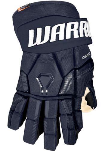 Warrior QRE Pro2 Hockey Gloves, Junior, Navy