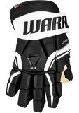 Gants de hockey Warrior QRE Pro 2, sénior, noir/blanc | Warriornull