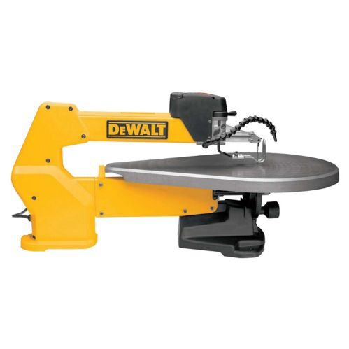 DEWALT DW788 Variable-Speed Scroll Saw, 20-in Product image