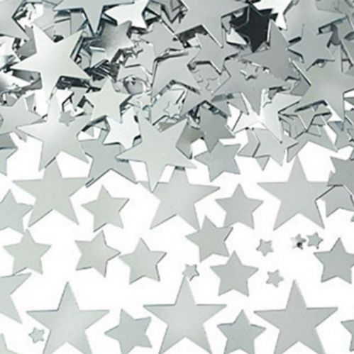 Festive Star Confetti