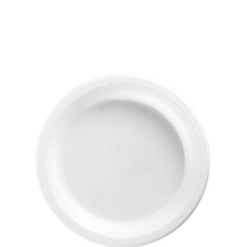 Plastic Dessert Plates, 7-in, 20-pk Product image