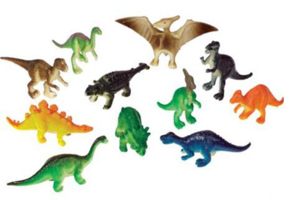 Toy Prehistoric Dinosaurs, 36-pk Product image