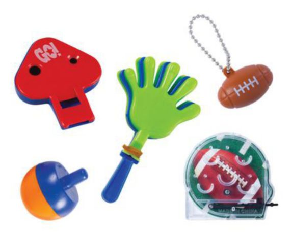 Play Ball Party Favours, 100-pk Product image