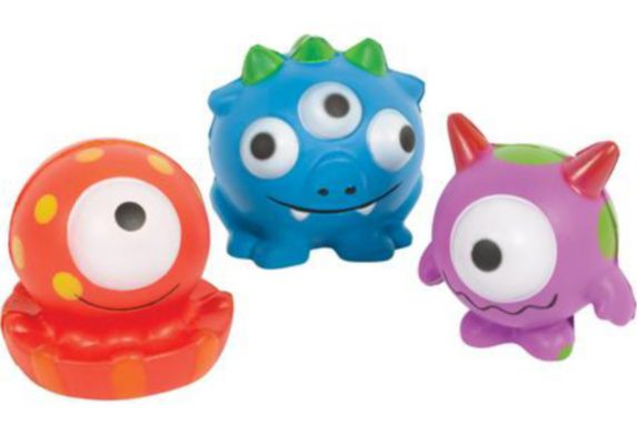 Monster Stress Toys, 12-pk