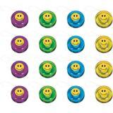 Smiley Yo-Yos, 16-pk | Amscannull