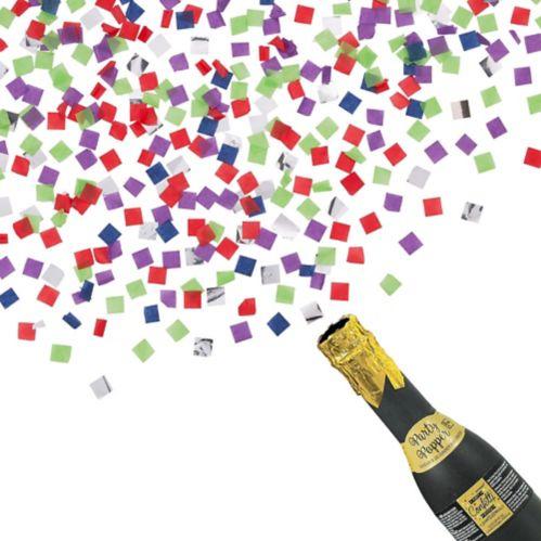Bottle Confetti Popper, 2-in