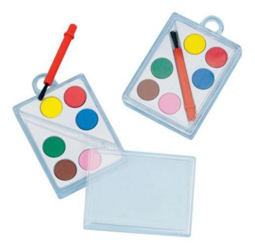 Favour Paint Sets, 12-pk