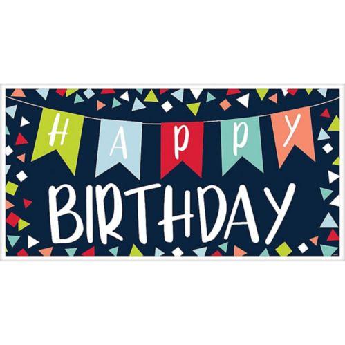Banderole d'anniversaire Une occasion à fêter