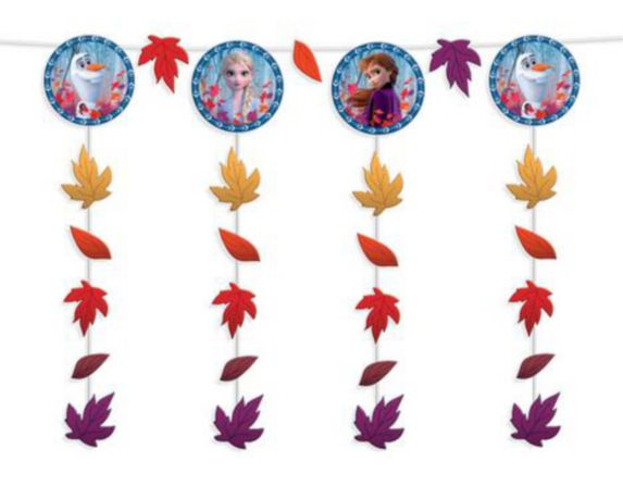 Frozen 2 Garland Kit, 8-pk