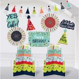 A Reason to Celebrate Room Decorating Kit, 10-pc | Amscannull