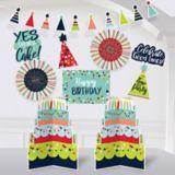 Décorations Une occasion à fêter, paq. 10 | Amscannull