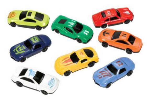 Die-Cast Race Cars, 21-pk Product image