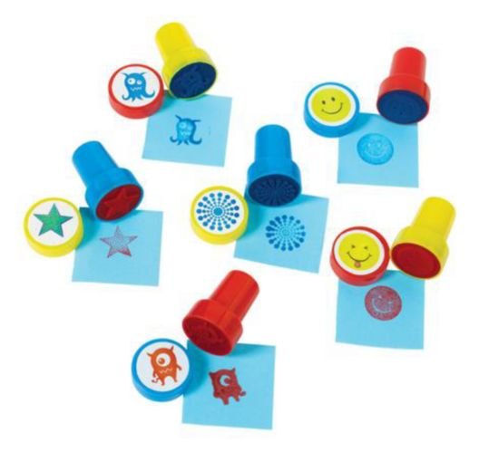 Silly Stampers, 12-pk