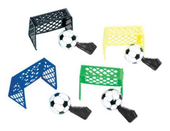 Jeux de soccer de table, paq. 12