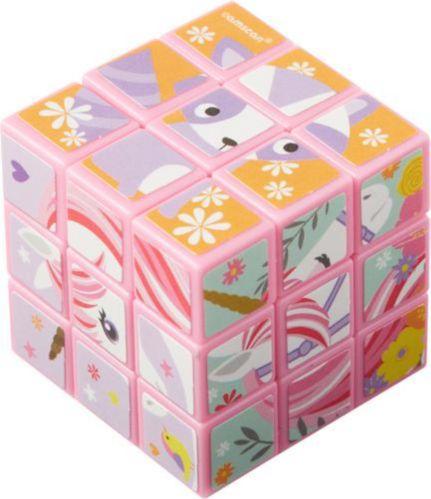 Cubes casse-têtes licorne magique, paq. 6 Image de l'article