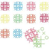 Mini Tic-Tac-Toe Games, 18-pc | Amscannull