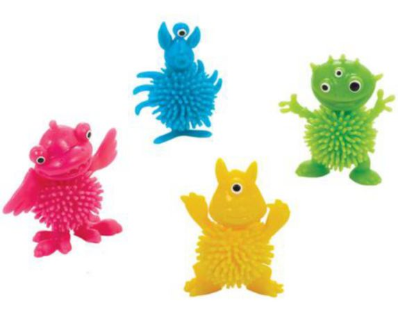 Wooly Monsters, 12-pk