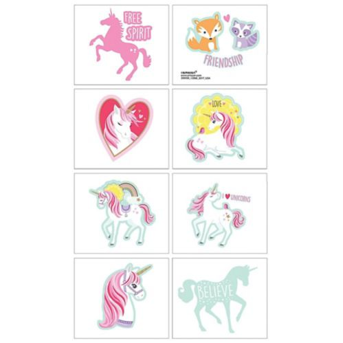 Magical Unicorn Tattoos Product image