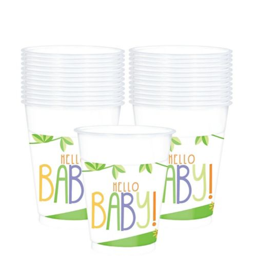 Fisher-Price Hello Baby Plastic Cups, 25-pk Product image