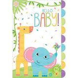 Fisher-Price Hello Baby Invitations, 8-pk