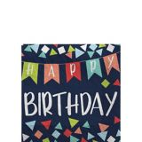 A Reason to Celebrate Beverage Napkins, 16-pk | Amscannull