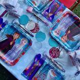 Assiettes à dîner La Reine des neiges 2, paq. 8 | Disneynull