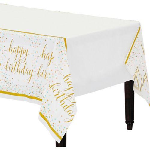 Nappe Joyeux anniversaire Confetti amusant Image de l'article