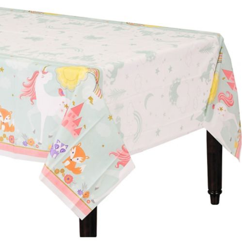 Magical Unicorn Table Cover
