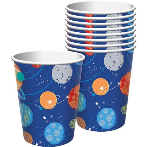 Gobelets Fusée, paq. 8 Image de l'article